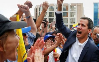 """ارتش ونزوئلا می گوید مخالفان """"مادورو"""" کودتا کرده اند"""