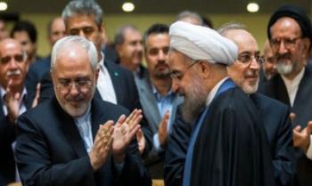رئیس جمهور ایران با استعفای ظریف موافقت نکرد