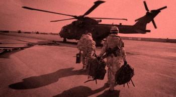 ارتش بریتانیا سطح هشدار سربازان خود را افزایش داد