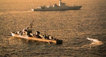 عربستان یک نفتکش ایرانی و خدمه آن را نجات داد