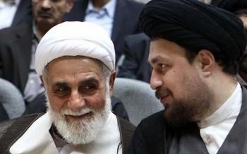 تلاش برای ممانعت از سخنرانی سید حسن خمینی و ناطق نوری