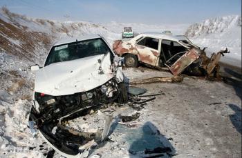 کشته شدن روزانه 41.6 نفر در حوادث رانندگی نوروز