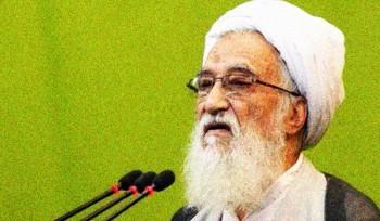 خطیب نماز جمعه تهران: رهبر اشاره کند تلآویو با خاک یکسان خواهد شد