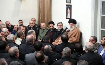 رهبر انقلاب: عملکرد نیروی انتظامی باید عاقلانه، مدبرانه و اعتمادآفرین باشد