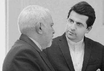 سید عباس موسوی سخنگوی وزارت خارجه ایران شد