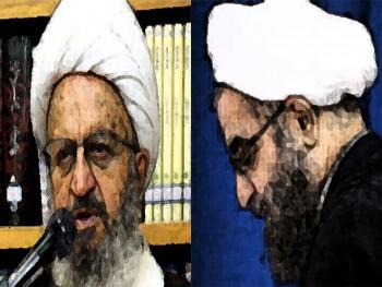 مکارم: روحانی به شبکه های احتماعی خارجی دل بسته است