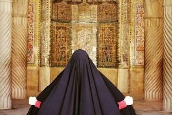 طرح چادر- کالای فرهنگی در مجلس ایران تهیه شد
