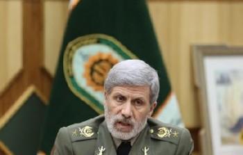 وزارت دفاع ایران از آمریکا شکایت می کند
