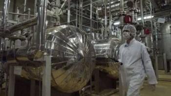 حجم اورانیوم غنی شده در ایران هشت برابر حد مجاز در برجام است