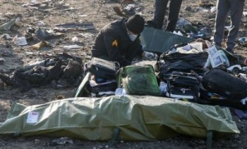 جعبه سیاه هواپیمای اوکراین به پاریس منتقل شد