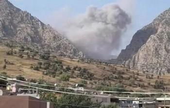 سپاه به عناصر حزب دمکرات و کومله در مرز اقلیم کردستان حمله کرد