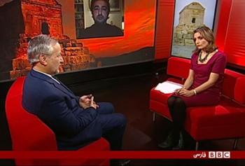 عطاءالله مهاجرانی BBC فارسی را تحریم کرد