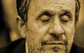 محمود احمدی نژاد خواستار برگزاری رفراندوم در ایران شد