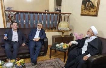 مهدی کروبی نگران مشکلات مردم و ایران است