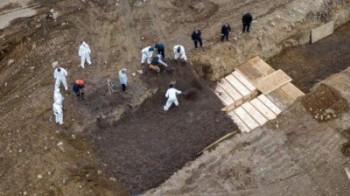 آمار مرگ و میر کرونا در ایران از اتحادیه اروپا بیشتر شد