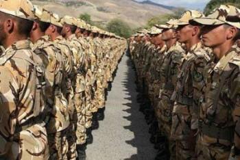 ۵۴ سرباز ایرانی به ویروس کرونا مبتلا شدند