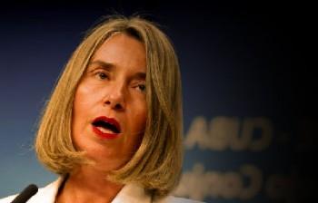 موگرینی: از هرگونه تشدید اوضاع  در خاور میانه باید پرهیز شود