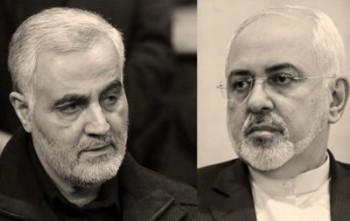 قاسم سلیمانی: ظریف مسئول اصلی حوزه سیاست خارجی ایران است