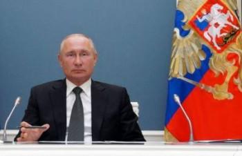 پوتین: تحریم های یک جانبه بر علیه سوریه غیرقانونی است