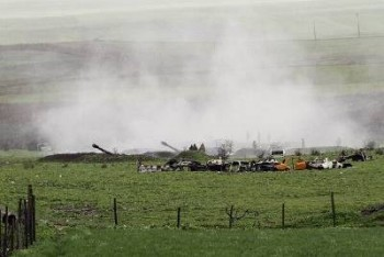 اصابت گلوله به خاک ایران عمدی و کار ارمنستان است