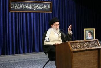 رهبر انقلاب: تکیه واقعی نظام اسلامی به خدا و مردم است