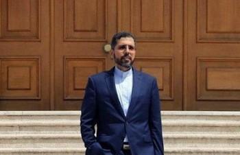 سعید خطیب زاده سخنگوی وزارت امور خارجهایران شد