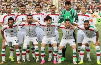 تیم ملی ایران در رده بیست و نهم جهان قرار گرفت
