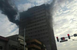 حادثه آتش سوزی ساختمان پلاسکو دلایل امنیتی نداشته است