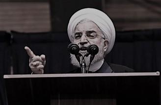 روحانی: بر چه مبنایی عکس بزرگان ایران را ممنوع میکنید؟