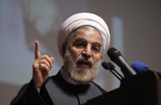 روحانی: فلسطین زخم عمیق و جانکاه وجدان جامعه جهانی است