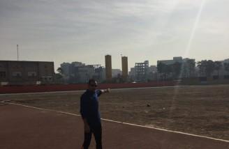 در کنار بوی گازوئیل و دود ِ اصفهان شانس آورده ایم  سرطان ریه نگرفته ایم