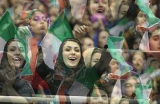 آیین نامه ورورد زنان ایران به ورزشگاه ها تصویب شد