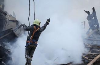 هويت شش نفر از جانباختگان حادثه ساختمان پلاسكو احراز  شد