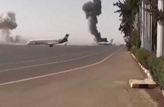 عربستان: فرودگاه یمن را بمباران کردیم تا هواپیمای ایران نتواند فرود بیاید