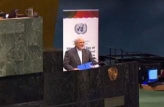 ایران در سازمان ملل سیاست های غیر قانونی آمریکا را فهرست کرد