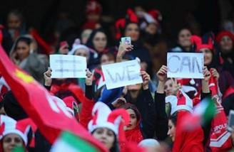 فیفا خواهان حضور زنان در تمام مسابقات فوتبال ایران است