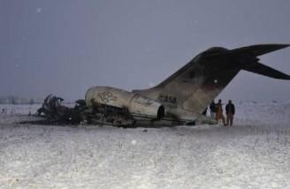 طالبان مسئولیت سرنگونی یک هواپیما در افغانستان را بر عهده گرفت