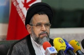 وزیر اطلاعات: شبکه ی مخفی عناصر تروریستی شناسایی شد