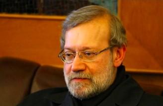رئیس مجلس شورای اسلامی می گوید رفتار ترامپ نظامات حقوق بشر را له کرده است