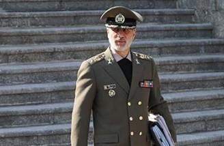وزیر دفاع ایران: هیچ پهپادی از جمهوری اسلامی ساقط نشده