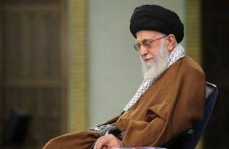 رهبر انقلاب: انشاءالله زودتر کلک این ویروس منحوس گرفته بشود