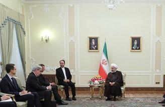 روحانی: ایران راه دیپلماسی و مذاکره را باز نگهداشته است