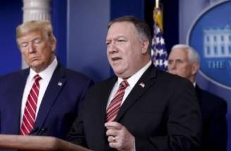 دونالد ترامپ بر تداوم تحریم های ایران تاکید کرد
