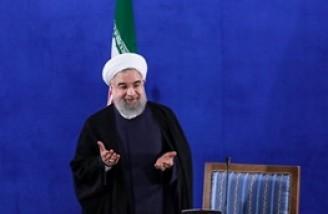 اظهار امیدواری روحانی برای انتخاب حاکمان عربستان از طريق رای مردم