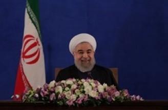 روحانی: برای تست موشکی منتظر اجازه آمریکایی ها نخواهیم ماند