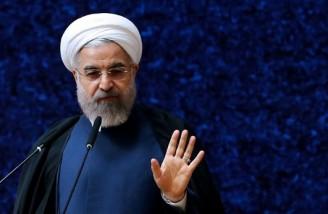 حسن روحانی: برجام به هیچ وجه قابل مذاکره نیست