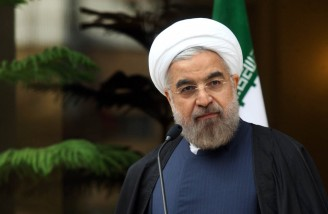 حسن روحانی حمله آمریکا به سوریه را محکوم کرد
