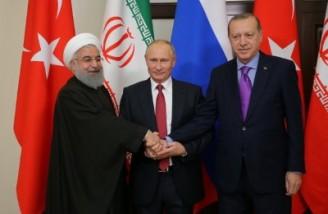 حسن روحانی از آمریکا خواست هر چه سریع تر خاک سوریه را ترک کند