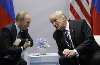 پوتین به ترامپ: باید یک جلسه خصوصی برگزار کرد