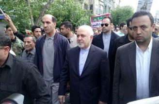 وزیر خارجه ایران: قدس فروشی نیست